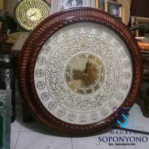 Harga Kaligrafi Jam Hiasan Dinding